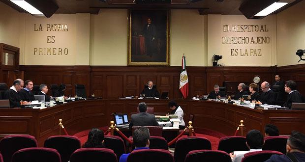 SCJN admite primera controversia de SPC contra Ley de Seguridad Interior