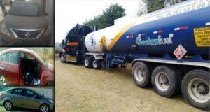 SSP recupera 4 vehículos y un remolque en diversos puntos de Puebla