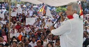 Cambios en gabinete de EPN, para apoyar a Meade: AMLO