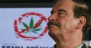 El expresidente Fox planea en Guanajuato foro global sobre industria de mariguana.