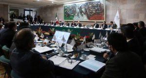 Carrancá acuerda acciones para erradicar violencia en Puebla