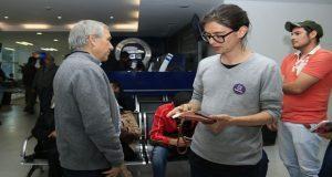Asaltan en Puebla a aspirante a diputación local mientras juntaba firmas. Foto: Especial.