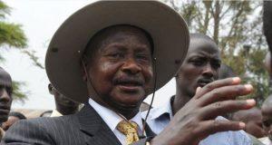 Los tropiezos de Yoweri Museveni, presidente de Uganda