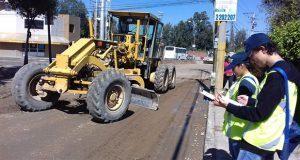 Contralores ciudadanos vigilan obras en la capital poblana