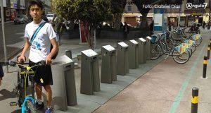 Ciclistas rentarían en Bici Puebla si bajan costo y pueden pagar sin tarjeta
