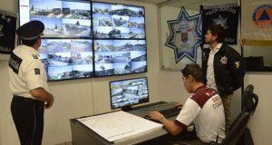 Comuna de SPC instalará 90 cámaras de seguridad en Momoxpan