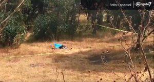 El homicidio de ambos hombres habría sido provocado al golpearlos con rocas. Foto: Especial