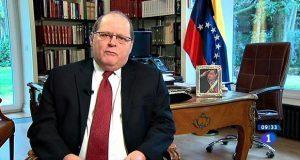 """España declara """"persona non grata"""" a embajador venezolano en Madrid. Foto: Especial"""