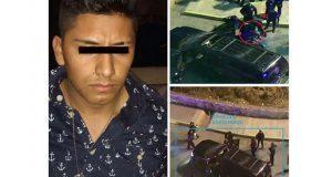 Procesan a hijo de edil de Chalco por homicidio; padre quiso liberarlo