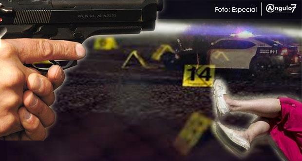 Puebla cierra 2017 con 56% más homicidios que 2016
