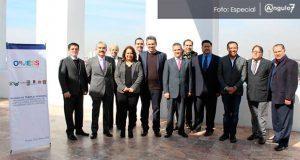 Issstep realiza primera junta de trabajo con la Oniess en Puebla