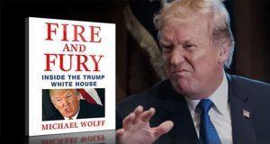 Trump intenta censurar libro sobre su primer año de gobierno
