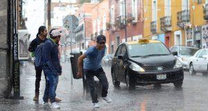 SMN pronostica ligeras lluvias para Puebla este fin de semana