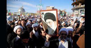 """Trump promete apoyo a manifestantes iraníes """"en momento apropiado"""""""