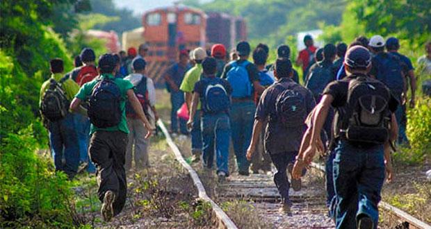 34 mil migrantes cruzaron el país en 2016
