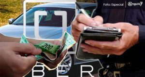 En segundo semestre de 2017, 87 sanciones a Uber por cobrar en efectivo
