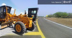 Gobierno federal lleva atrasos en dos proyectos carreteros en Puebla