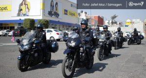 Despliegan 2 mil policías por posibles saqueos