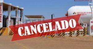 Tras inconformidades, cancelan colocación de empresa gasera en Calpan
