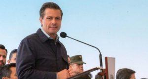 Extranjeros sí reconocen logros de gobierno federal, reclama EPN a críticos. Foto: NSS Oaxaca.