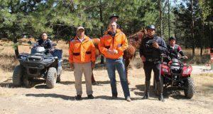 En San Pedro Cholula, harán guardia forestal para el cerro Zapotecas