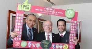 SS lanza segunda edición de campaña para prevenir cáncer de próstata