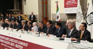 Presupuesto de CDH Puebla aumentó 50% para 2018: Gali