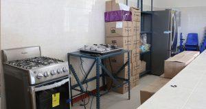 Invierten 805 mil pesos en comedor estudiantil de Ocoyucan