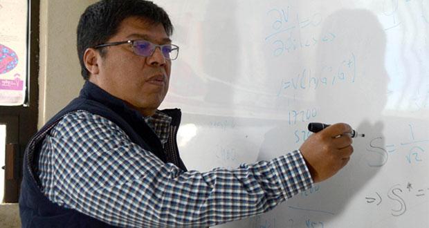 La universidad es un factor de movilidad social: profesor BUAP