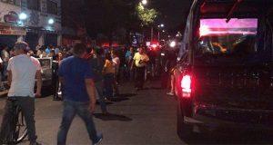 Balacera en colonia popular de CDMX deja 2 muertos y 7 heridos