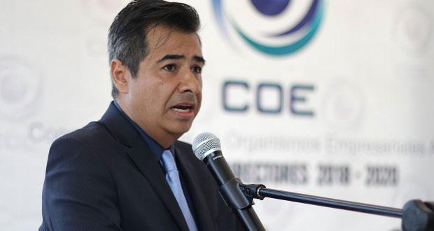 COE no apoyará a ningún partido político, advierte nuevo presidente