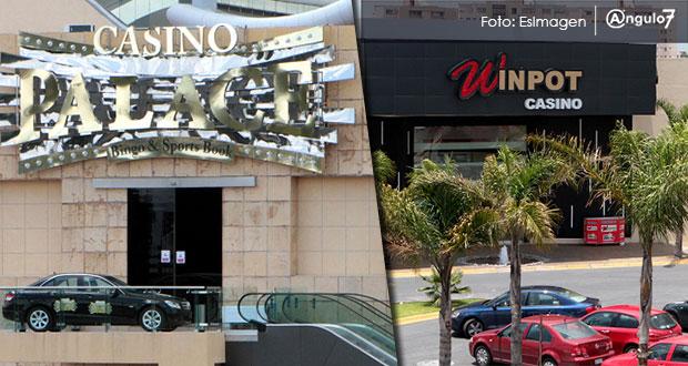 Casinos de Puebla, los que más ingresos dejan por impuestos al ayuntamiento. Foto: EsImagen