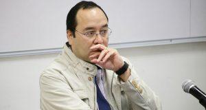 Ciro Murayama Rendón, consejero presidente de la Comisión de Fiscalización del Instituto Nacional Electoral (INE).