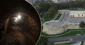 Descubren túnel de bulevar 5 de Mayo a Fuertes