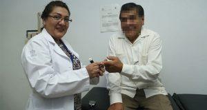Disfunción eréctil afecta a 55% de hombres con diabetes: especialista