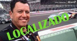 La Procuraduría General de Justicia (PGJ) de la Ciudad de México informó que Mario Cañas Luna fue hallado tras cuatro días desaparecido. Foto: Especial
