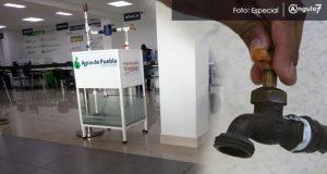 Agua de Puebla exige medidores y los omite para pagos; los cobros, excesivos