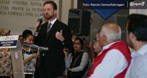"""Banck asegura que no permitirá """"año de Hidalgo"""" en su administración"""