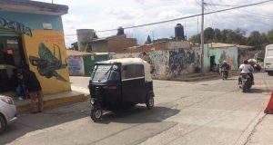 Proliferan moto taxis en Coronango