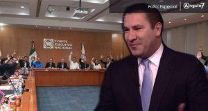 PAN perfila a Moreno Valle para senaduría plurinominal