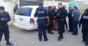 Persecución por robo a Coppel; policías detienen a 2