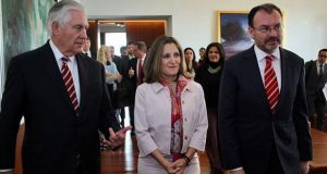 Rusia podría intervenir en elecciones de México: Tillerson