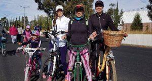 SIMT invita a participar en vía recreativa metropolitana en bicicleta