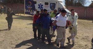 Rescatan a alpinista estadounidense en el Citlaltépetl