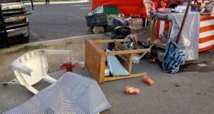 28 de Octubre acusa agresión contra vendedores en Calzada Zaragoza