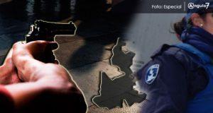 Sujetos balean a custodia del Cereso de Ciudad Serdán