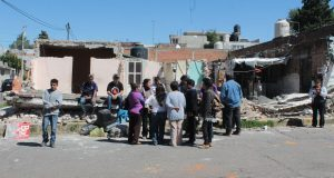 Antorcha apoyará a familia que acusa intimidaciones para desalojo