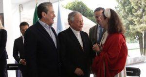 Arzobispo de Puebla pide a candidatos evitar campañas negras