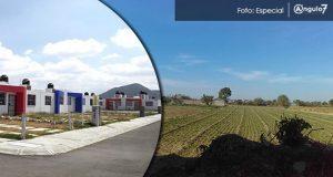 Banco de tierra para hacer casas en Puebla, aún sin avances: Infonavit