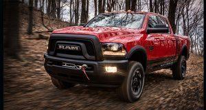 Chrysler llama a revisión a más de 4 mil camionetas RAM por fallas